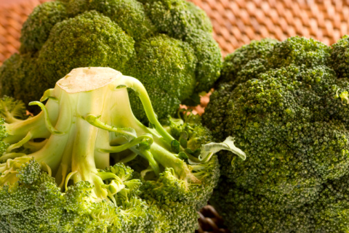 Eat more cruciferous vegetables to fight cancer.