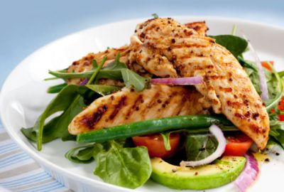 Ten-Minute Lunches: Chicken Breast Recipe