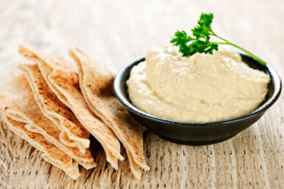 Dr Kevin's Healthy Homemade Hummus Recipe