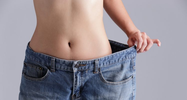 Being underweight is just as dangerous as being overweight