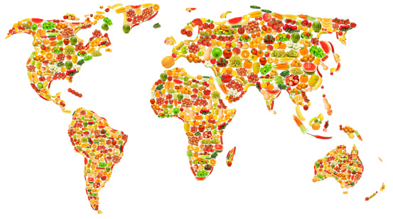 Many Countries Are Renowned for Their Healthy Cuisine