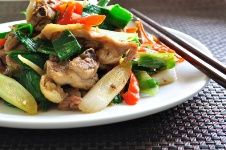 Easy Chicken Stir-Fry Recipe