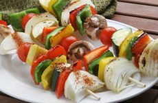 Dr. Kevin's healthy summer snack_300713