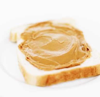 Your peanut butter is not really made of peanuts