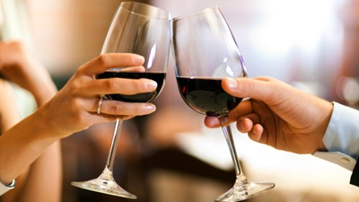 Wine's Health-Boosting Properties