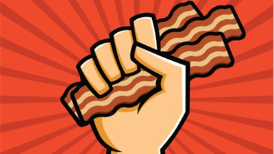 Bacon may impact male fertility