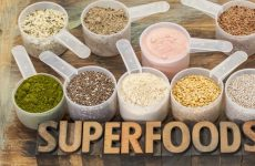 Superfoods from Different Cultures