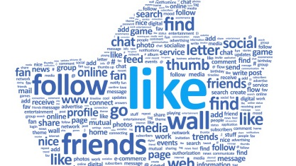 Healthy Facebook pages