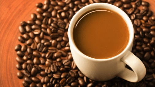 Most Caffeinated Coffee