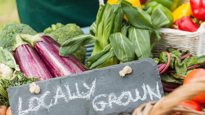 Market Season Benefits Your Health
