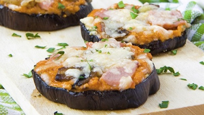 New Twist on Eggplant