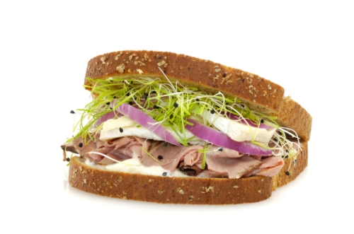 alfalfa sprouts Outbreaks