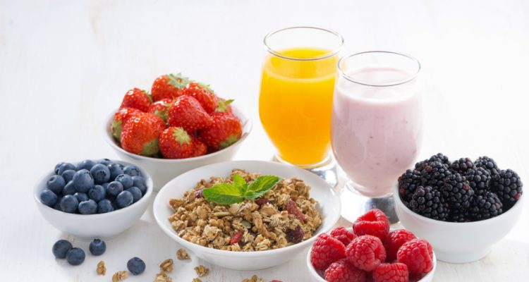 Dr. Oz, Breakfast