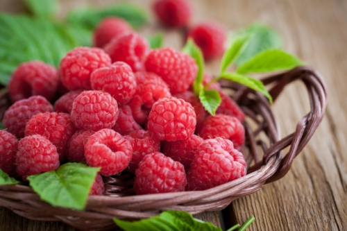 Ripe raspberry Research