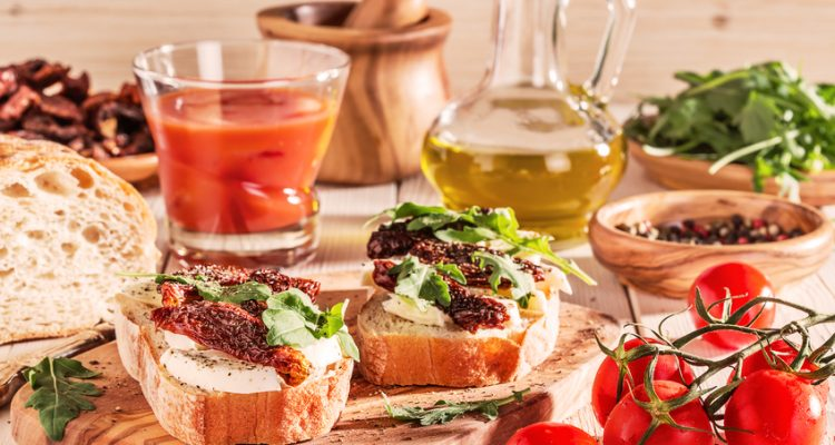 High-Fat Mediterranean Diet Doesn't Contribute to Weight Gain: Study
