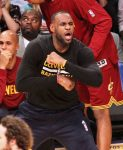 LeBron James Eats Lots of Carbs and Peanut Butter