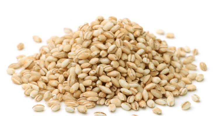 Eat Barley to Reduce Bad Cholesterol
