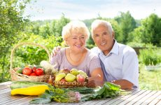 Mediterranean Diet Can Improve Quality of Life In the Elderly