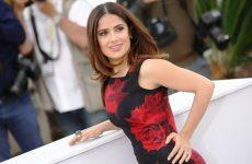 Salma Hayek Enjoys Foods Rich in Antioxidants and Vitamins