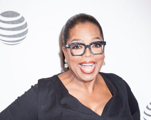 Oprah Winfrey Kale Chips
