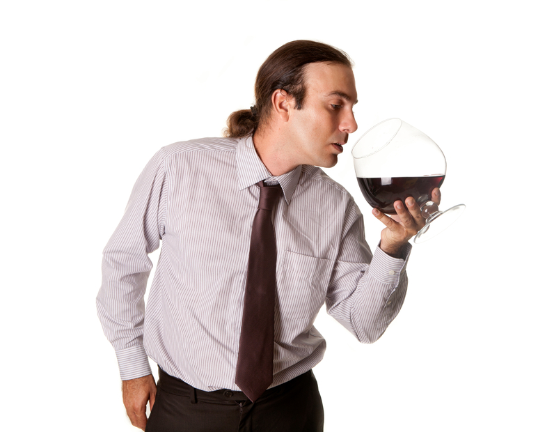 Larger Wine Glasses Can Make People Drink More