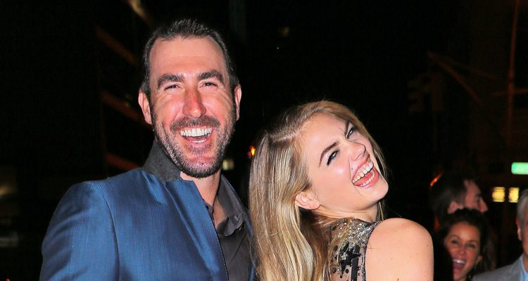 Kate Upton and Justin Verlander's Wedding Preparations