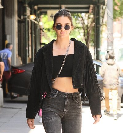 Kendall Jenner Adopts Whole Foods and Dumps Junk Food for Flat Stomach