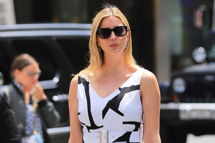 Ivanka Trump Diet Weight Age Height Body Measurements