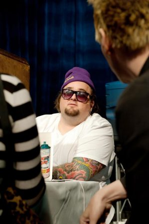 Before Chumlee's Weight Loss