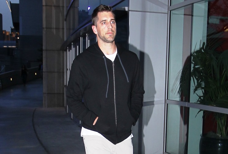 Aaron Rodgers Weight Diet Age Height Body