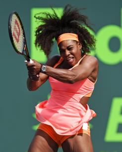 Serena williams measurements