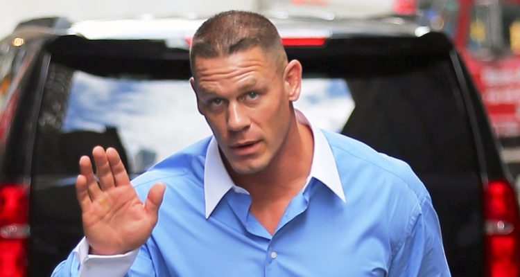 John Cena: Diet, Weight, Age, Height, Body Measurements-2018