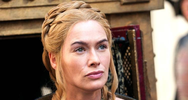 Game Of Thrones Star Lena Headey Who Plays Cersei