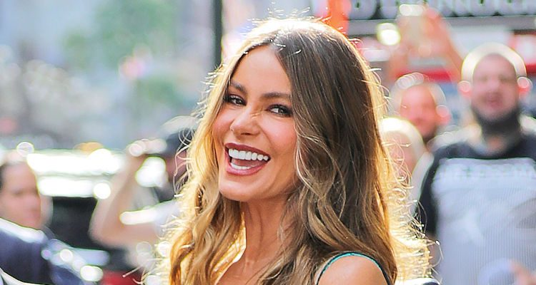Sofia Vergara at Good Morning America