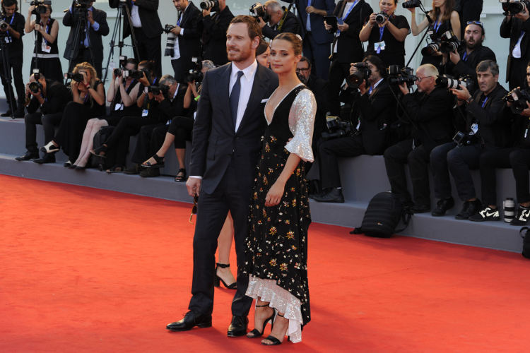 See Michael Fassbender and Alicia Vikander's Wedding Bands