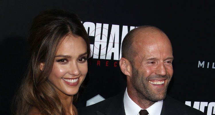 Jessica Alba, Jason Statham
