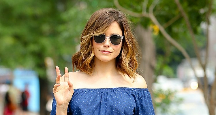 One Tree Hill Star Sophia Bush