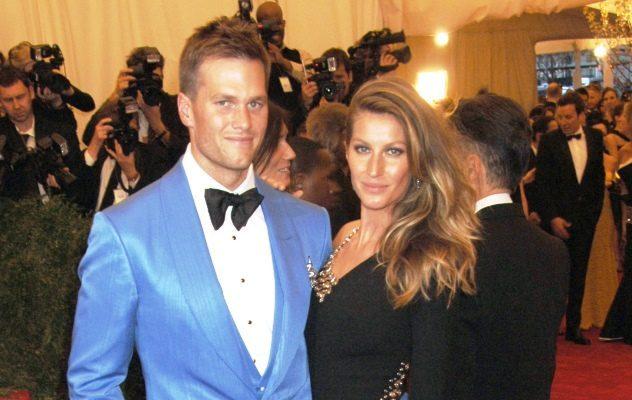 Tom Brady, Gisele Bundchen