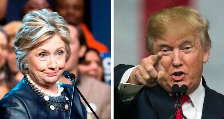 Hillary Clinton Pneumonia,Donald Trump weight loss