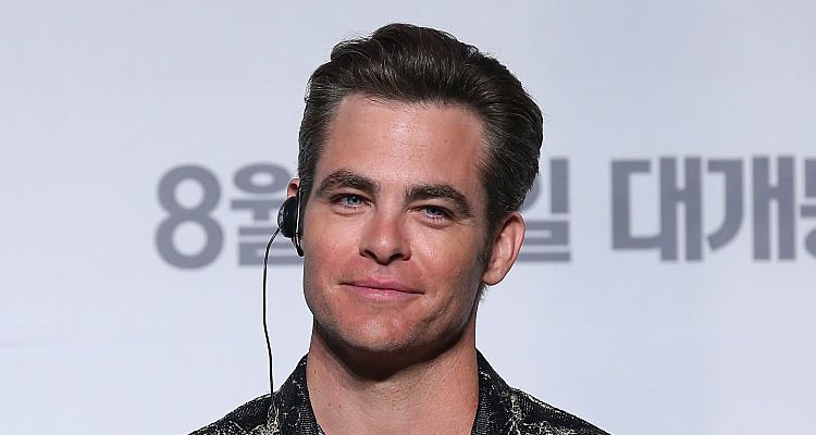 "Chris Pine in ""A Wrinkle in Time"" with Reese Witherspoon: ""Star Trek"" Star Focusing on Fitness for Challenging Roles"