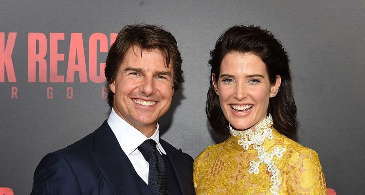 Cobie Smulders, Tom Cruise
