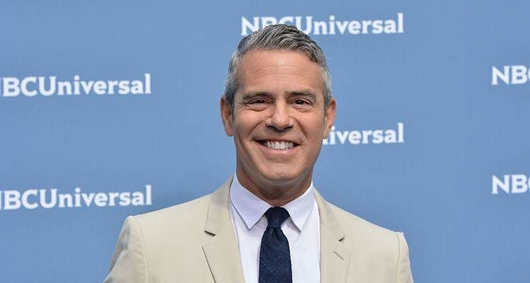 Andy Cohen,WWHL host