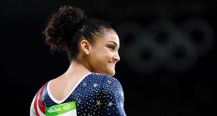 Dancing with the Stars: Laurie Hernandez Gets Perfect Score, Gymnastic Training Pays Off
