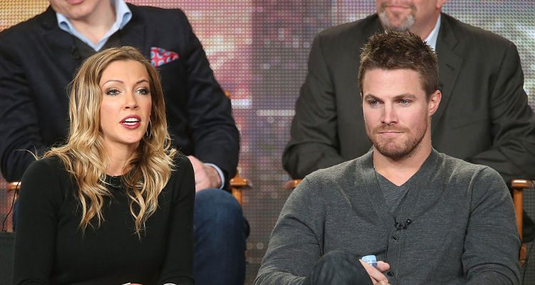 Arrow Stars Stephen Amell