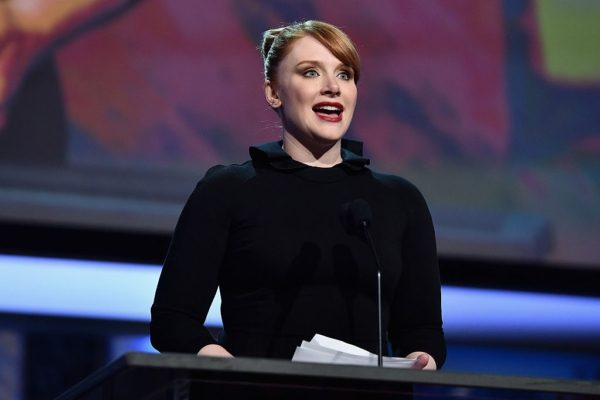 Bryce Dallas Howard's Weight Gain for Black Mirror Season 3: Ron Howard's Daughter Talks Body Shaming