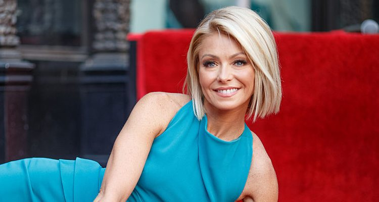 Kelly Ripa with Kids: LIVE with Kelly Host and Mother of Three Looks Young at 46 Thanks to Healthy Diet