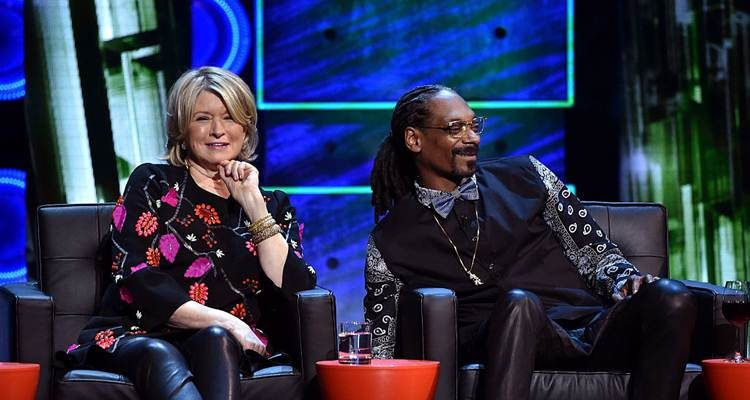 Martha Stewart, Snoop Dog