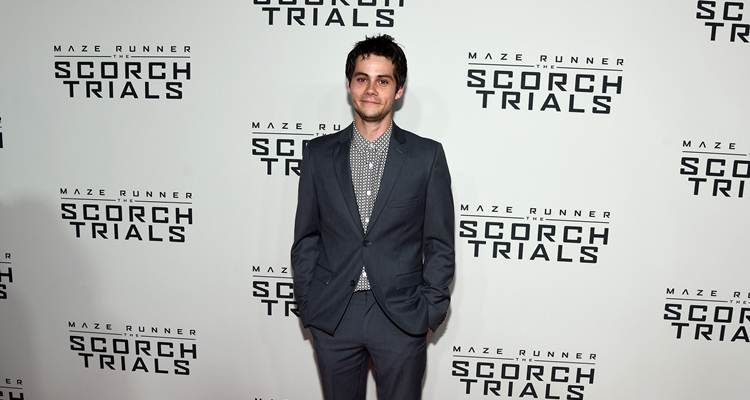 """Teen Wolf"" Star Dylan O'Brien"