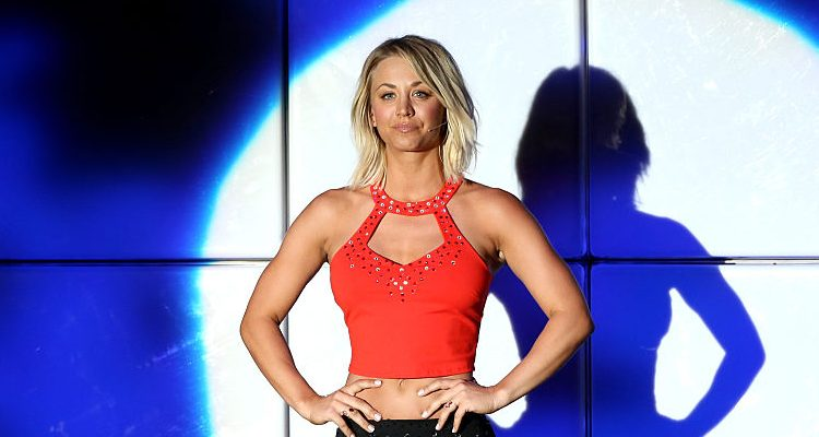 Kaley Cuoco, Big Bang Theory Star Enjoys Acting, a Healthy Lifestyle, Seen Horse Riding with Karl Cook