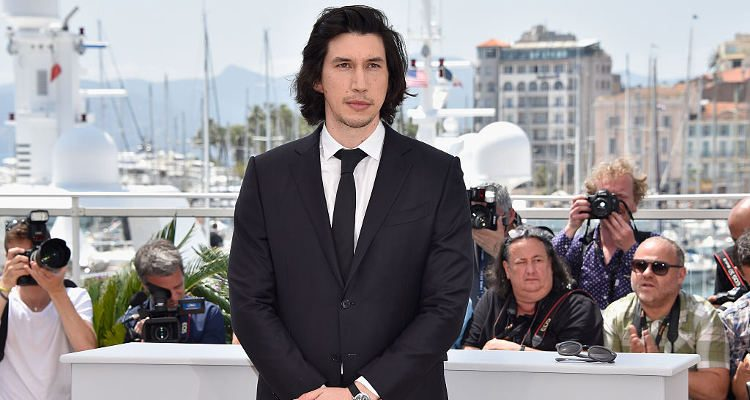 Adam Driver Diet Weight Age Height Body Measurements 2018